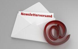 How to do… Versand von Newslettern