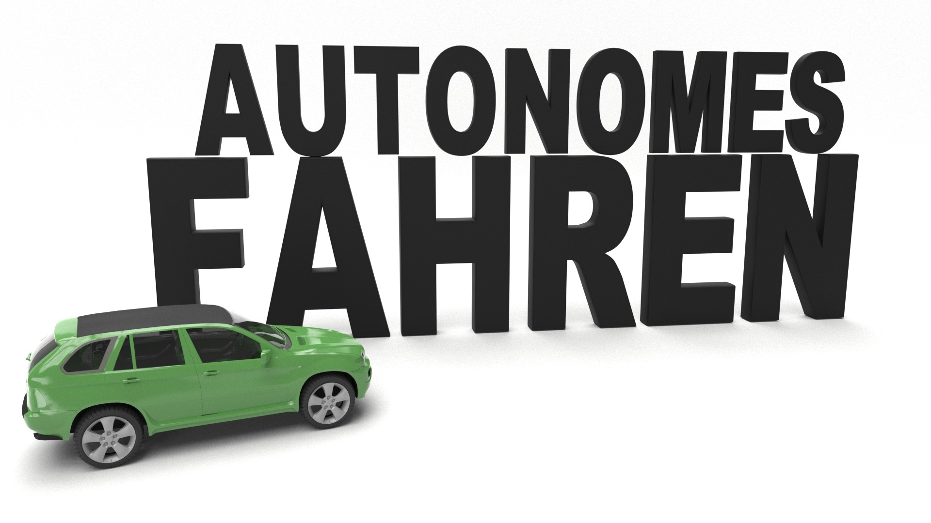 Haftungsfragen bei  selbstfahrenden Kraftfahrzeugen
