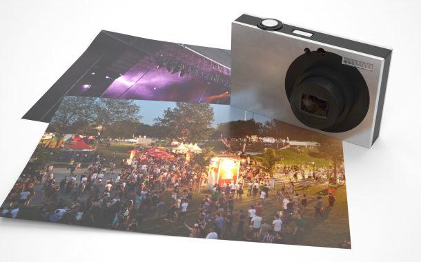 Fotoaufnahmen auf Veranstaltungen