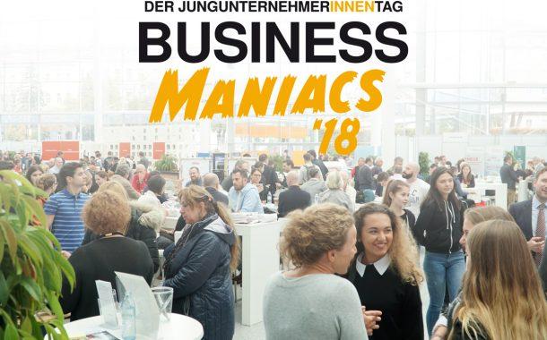 Business Maniacs – Das neue Gesicht des Jungunternehmertags