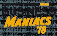 Business Maniacs – 3 Bühnen und Walter Kreisel als Keynote-Speaker