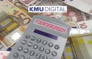 KMU DIGITAL  – Förderprogramm für Beratung und Qualifizierung von KMU