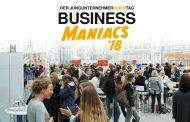 """Business Maniacs: Machen Sie ihr """"Gratis-UnternehmerInnen"""" Portrait"""