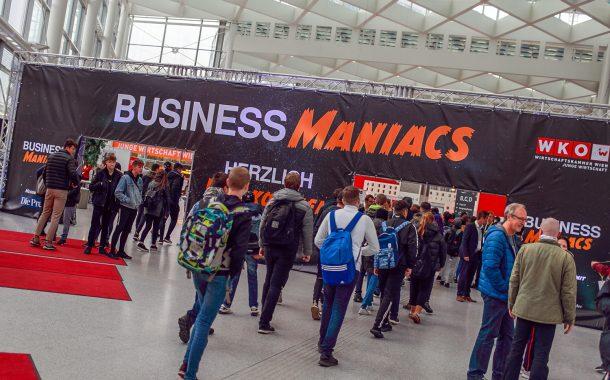 Das waren die Business Maniacs 2018