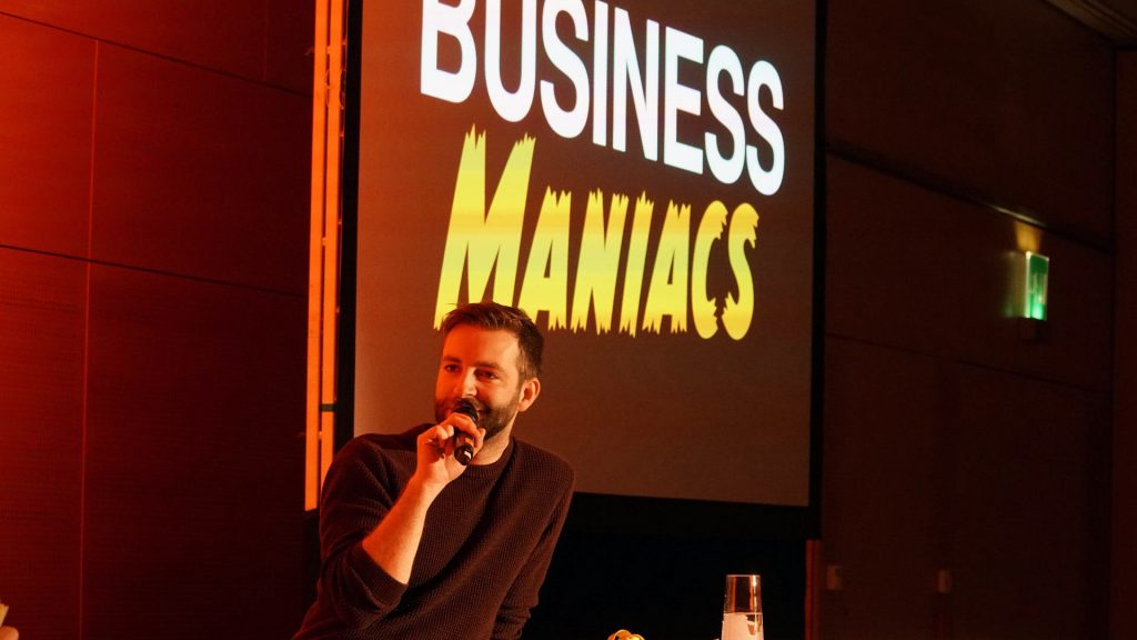 josh business maniacs