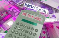 KMU-DIGITAL: Heuer noch 1 .000 Euro E-Commerce und Social Media Förderung holen.