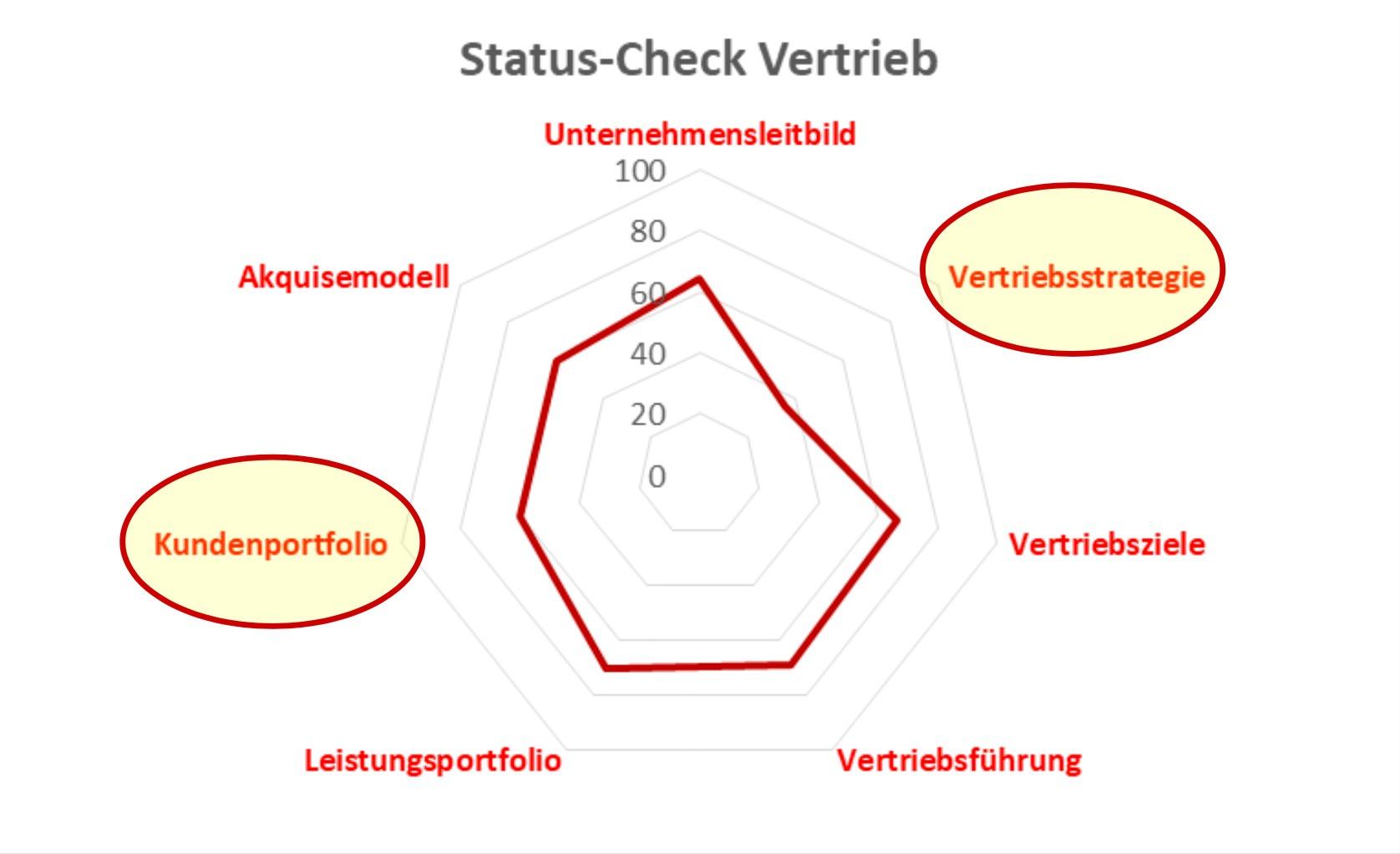 Status-Check-Vertrieb