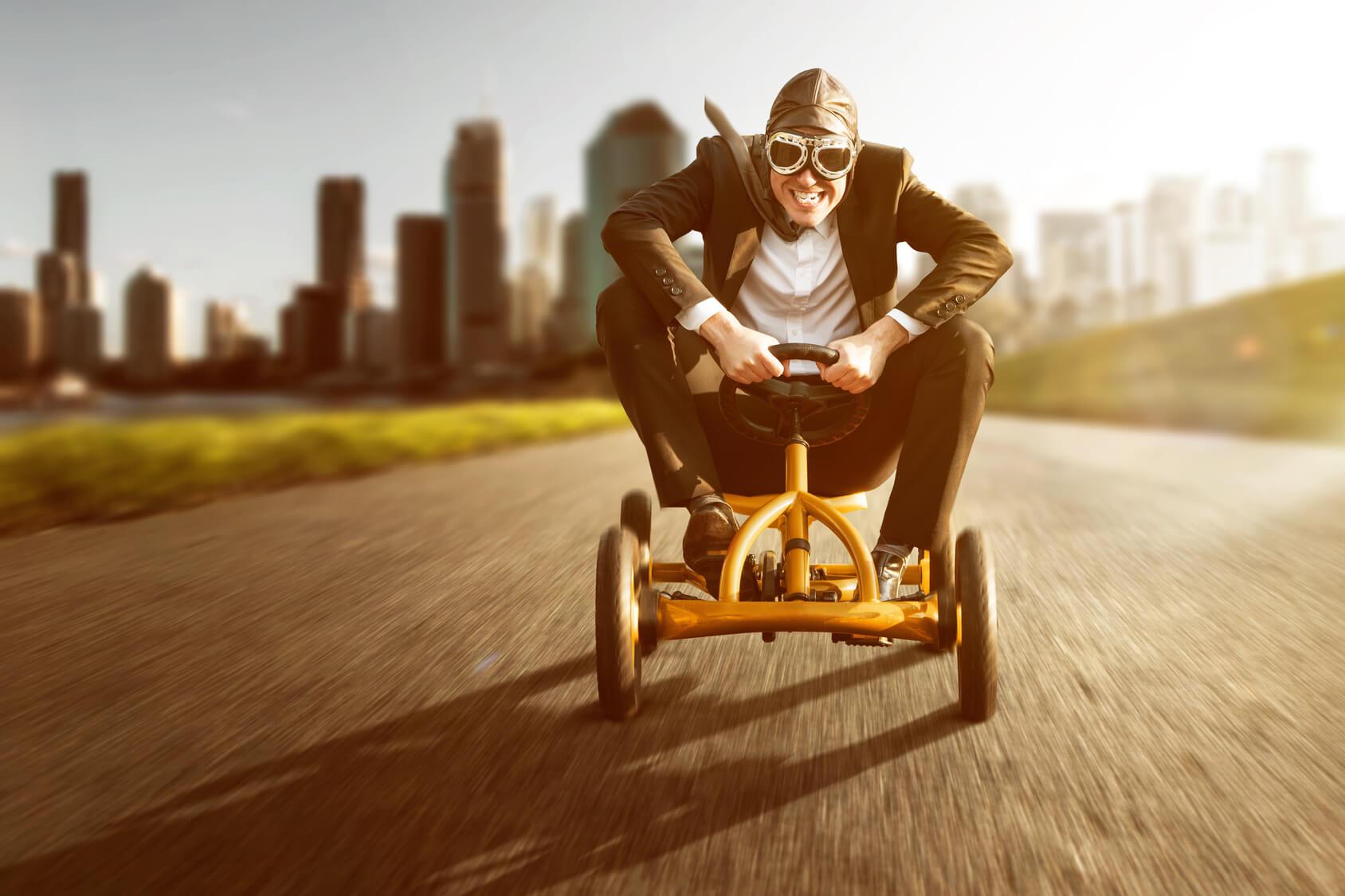 5 Top-Gründe, warum ein Gründer seine Buchhaltung online machen sollte