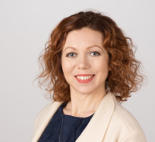 Daniela Sattler zuckerscharf porträt