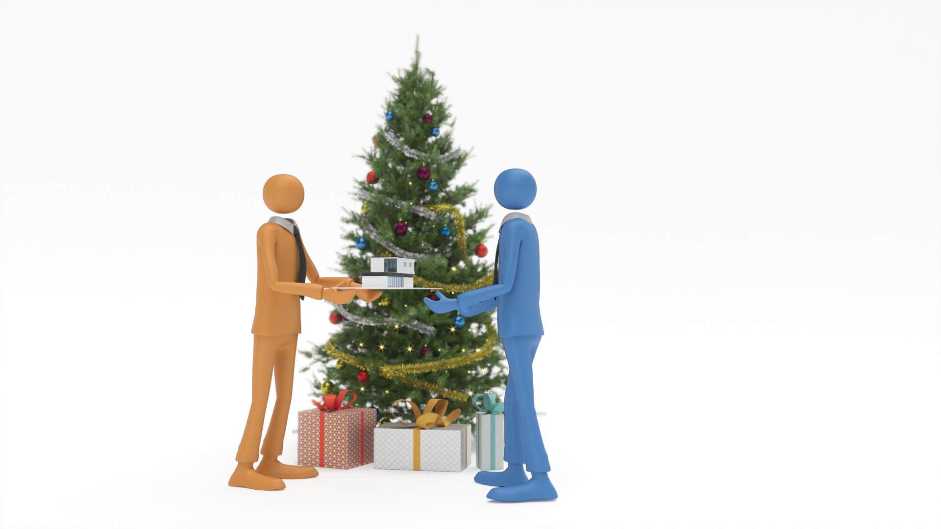 Unternehmensübergabe – Weihnachtsgeschichte