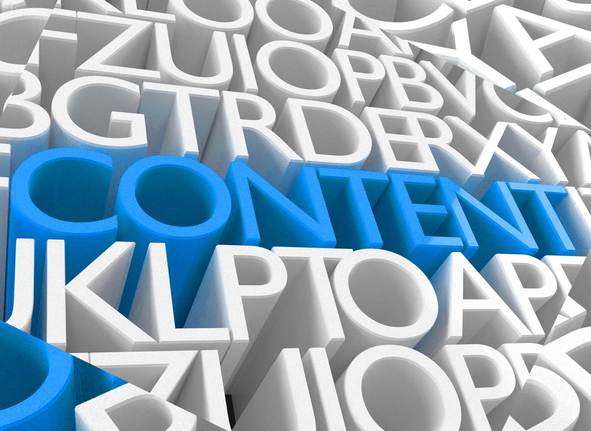 Content Marketing – das (un)bekannte Ding