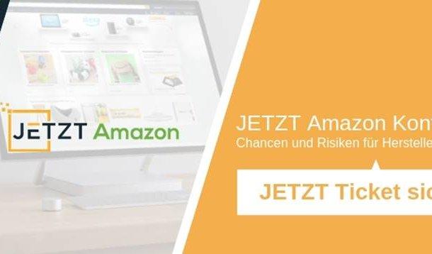 JETZT Amazon: Fachkonferenz gibt praxisnahe Einblicke in Betrieb und Optimierung digitaler Marktplätze